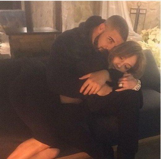 Drake e Jennifer Lopez