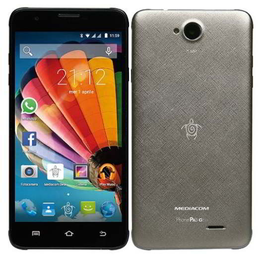 MEDIACOM PHONEPAD DUO G551