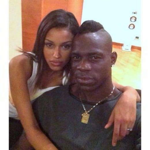 Mario Balotelli e Fanny ritorno di fiamma