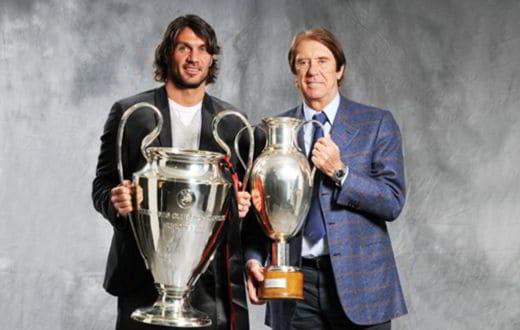 Cesare e Paolo Maldini
