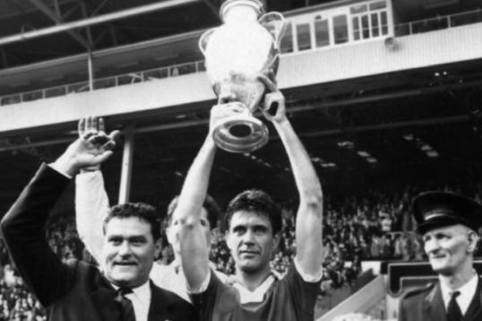Cesare Maldini e la Coppa dei Campioni del 1963