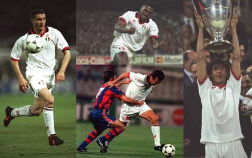 Milan - Barcellona 4 a 0