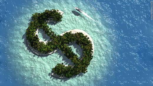 La top ten dei Paradisi Fiscali 2017