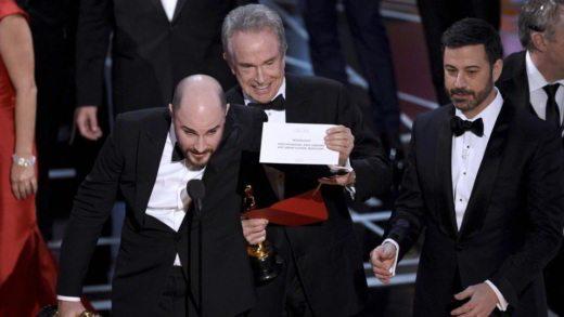 Oscar 2017 i vincitori