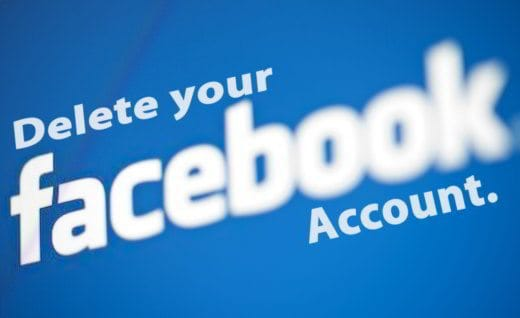 Eliminare, sospendere e salvare account Facebook
