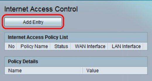 Internet Access Control