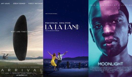 Film vincitori Oscar 2017