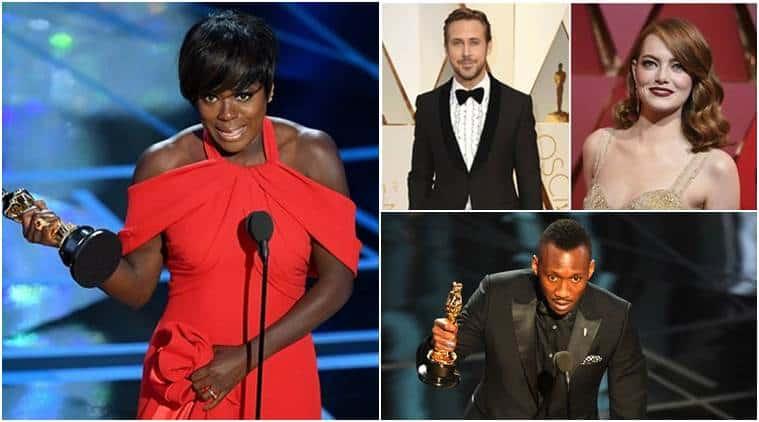 I vincitori dell'Oscar 2017