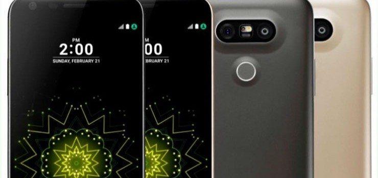 I migliori smartphone LG