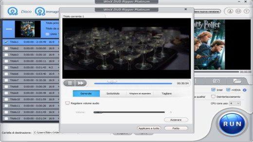 Run WinX DVD Ripper Platinum