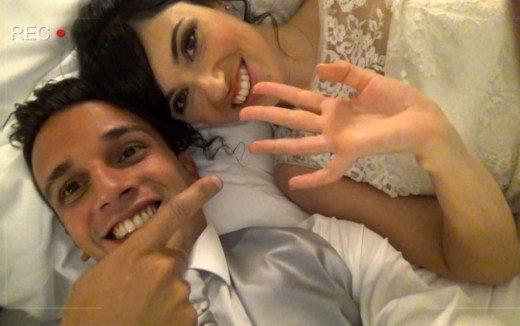Alessandra e Andrea matrimonio a prima vista