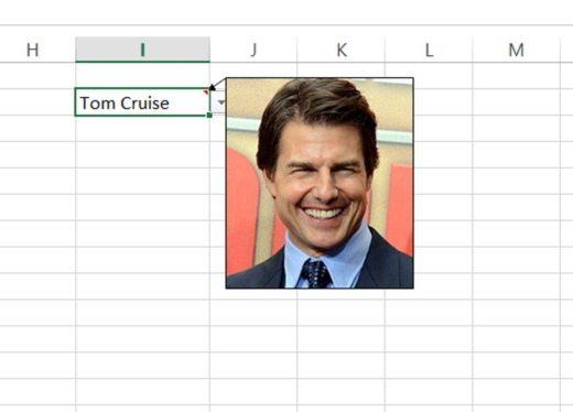 Come aggiungere foto negli elenchi Excel
