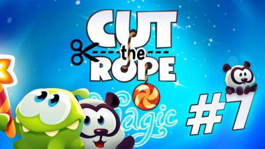 le soluzioni di Cut The Rope Magic Colline Innevate