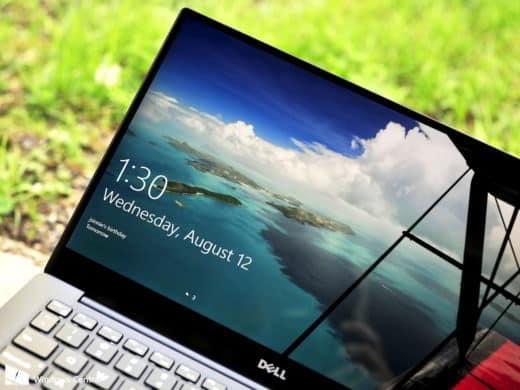 come disattivare la schermata di blocco di Windows 10