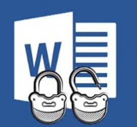 Come copiare il testo da un documento Word protetto