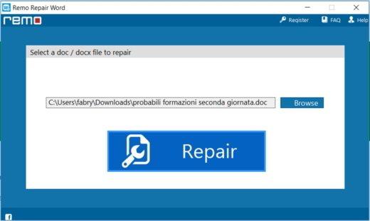Remo Repair Word