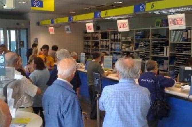 Ufficio Postale l'app per evitare la fila alla Posta