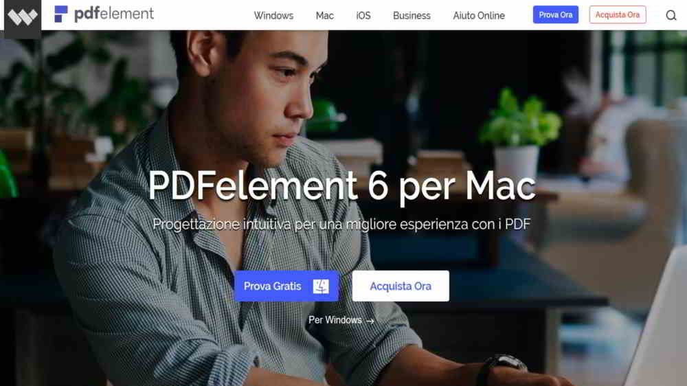 PDFelement 6 per MAC
