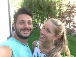 Simone Nicastri e Jasmin