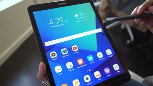 come fare screenshot tablet samsung