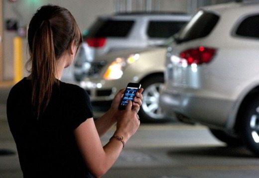 Come ritrovare auto parcheggiata