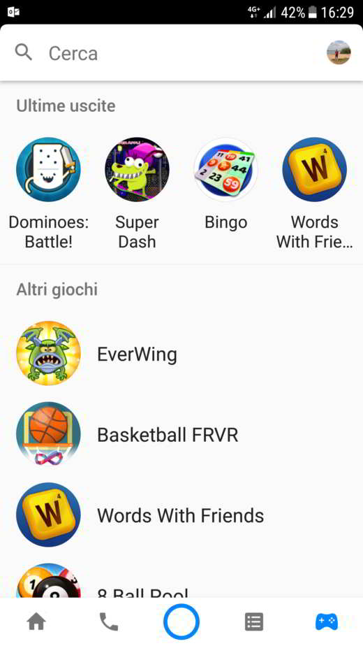 Everwing Facebook Messenger