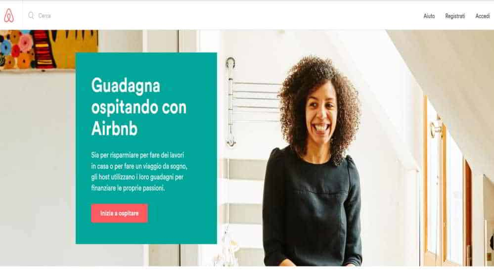 Come ospitare con AirBnB
