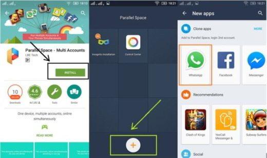 Come usare due account diversi WhatsApp sullo stesso telefono