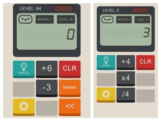 Le soluzioni di Calculator the game o Calcolatrice
