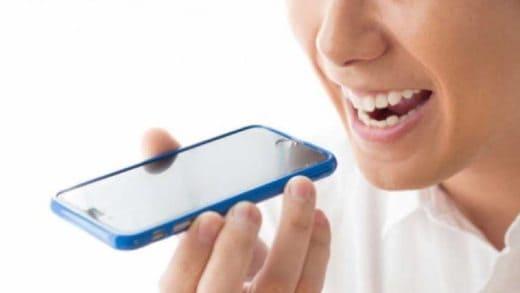 dettatura vocale android