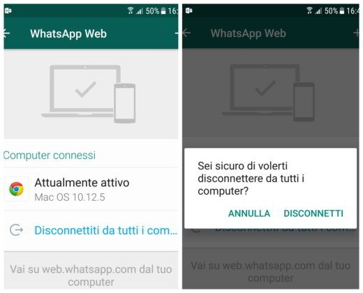 Come inviare file su WhatsApp da PC