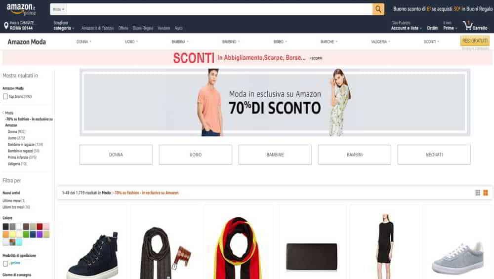 6ec7460ce42ff2 Migliori siti per lo shopping online low cost | Informarea