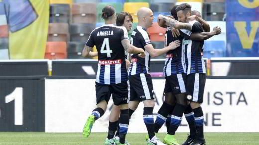 Difensori Udinese