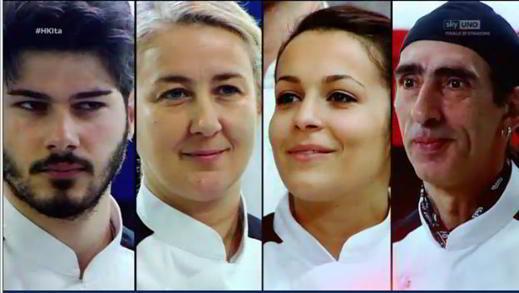 che fine hanno fatto i concorrenti di Hell's Kitchen Italia 3 (terza edizione)