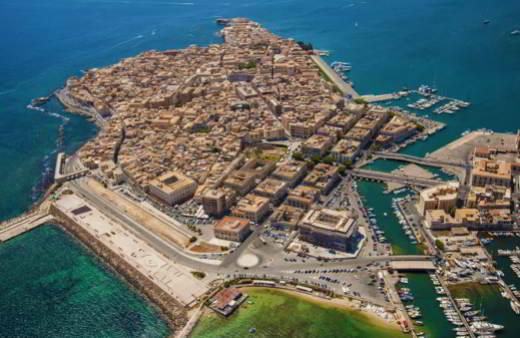 Siracusa isola di Ortigia