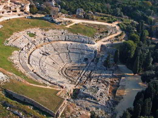 Neapolis - Siracusa