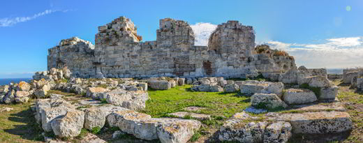 Il castello di Eurialo