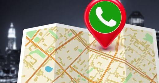 Come inviare posizione GPS con WhatsApp