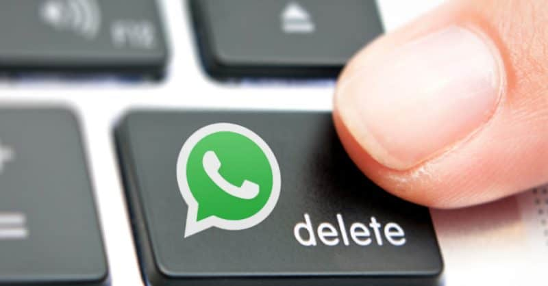 Come eliminare messaggi inviati su WhatsApp