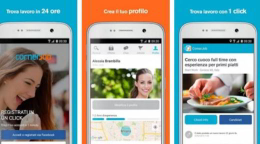 Le migliori app gratis per trovare lavoro