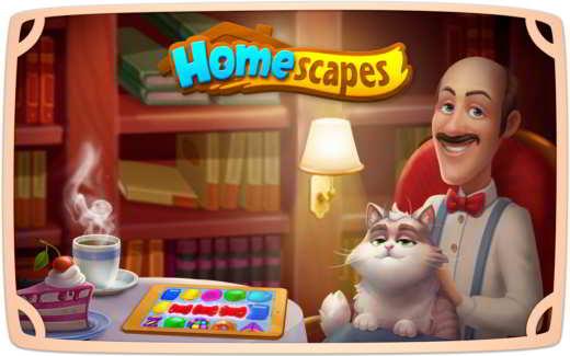 Le soluzioni di tutti i livelli di Homescapes