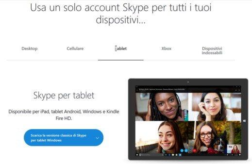 Come telefonare con Skype
