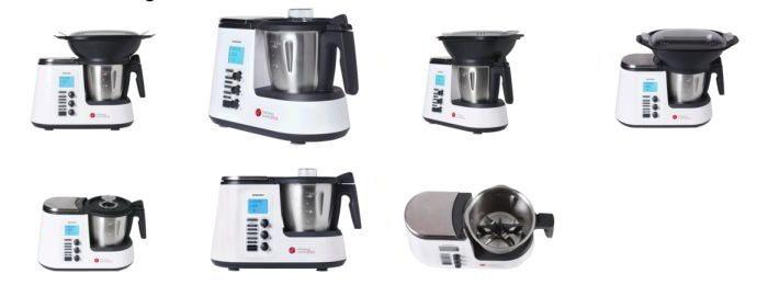 Dove trovare online il robot da cucina Monsieur Cuisine Plus ...