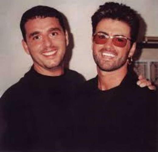Andros Georgiou e George Michael
