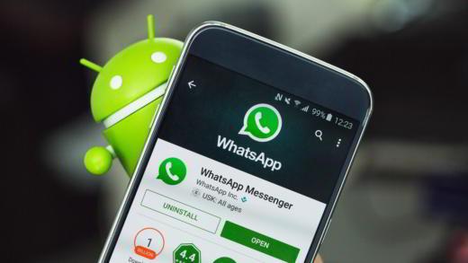 Codici errore WhatsApp