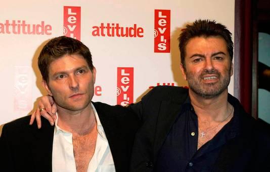 Kenny Gloss e George Michael