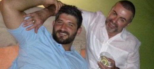 Fadi Fawez l'ex compagno di George Michael