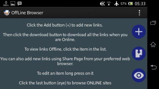 Come scaricare tutte le immagini pagina Web con Android e iOS