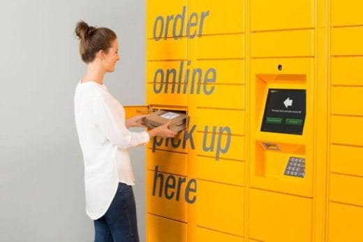 Come ritirare pacco con Amazon Locker