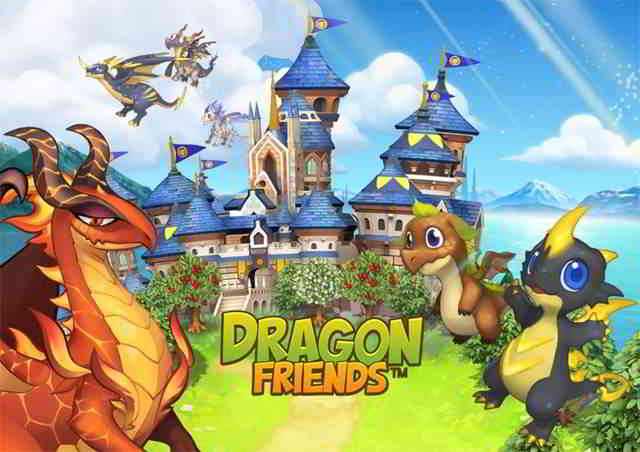 Trucchi Dragon Friends